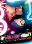 my blueberry nights pelicula movie cartel
