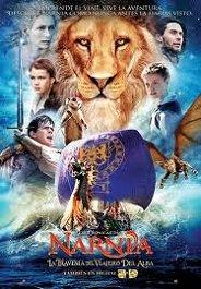 Las Crónicas De Narnia: La Travesía Del Viajero Del Alba (2010) de Michael Apted