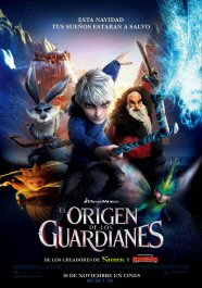 el origen de los guardianes rise of the guardians cartel poster
