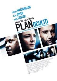 plan oculto inside man movie poster cartel review pelicula