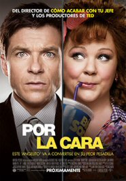 por la cara movie poster cartel película Identity thief
