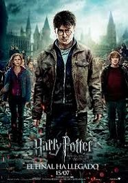 harry potter cartel reliquias muerte