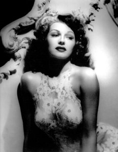 rita hayworth gallery galeria fotos
