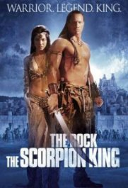 dwayne johnson el rey escorpion scorpion king movie pelicula