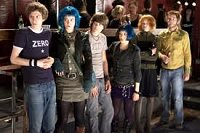 scott pilgrim versus the world movie review