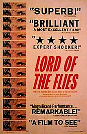 el senor de las moscas lord of the flies cartel poster