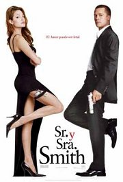 sr y sra smith cartel pelicula critica