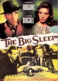 el sueno eterno cartel pelicula the big sleep movie poster