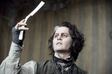 sweeney todd johnny depp fotos