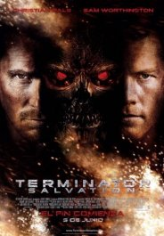 terminator salvation cartel pelicula movie review poster