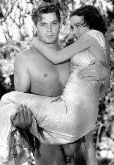 johnny weissmuller tarzan maureen osullivan fotos pictures images
