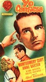 Yo Confieso (1953) de Alfred Hitchcock