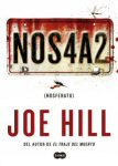 joe hill nos4as nosferatu portada cover book libro