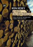 libro a veces un gran impulso ken Kesey Sometimes a great notion portada