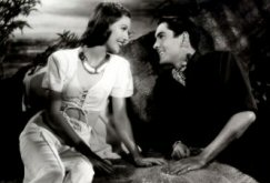 Loretta Young tyrone power segunda luna de miel fotos pictures