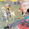 René Goscinny y Morris – La Caravana