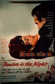 suave es la noche tender is the night movie poster cine pelicula