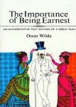 the importancia of Being earnest oscar Wilde Book review cover