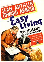 easy-living-una-chica-afortunada-cartel