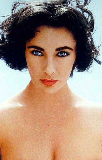 Elizabeth Taylor: Biografía y filmografía - AlohaCriticón