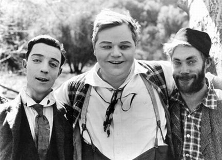 fatty-arbuckle-con-buster-keaton-fotos