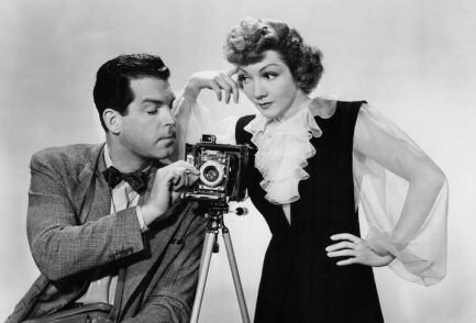 fred-macmurray-con-claudette-colbert