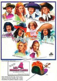los-cuatro-mosqueteros-cartel-1974
