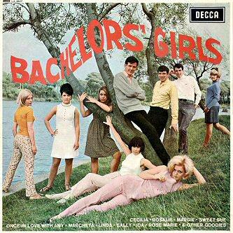 the-bachelors-albums