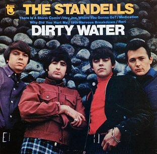 the-standells-discografia