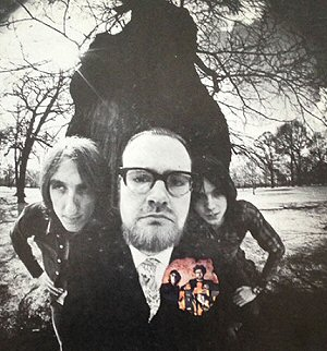foto del grupo de los años 60 thunderclap newman