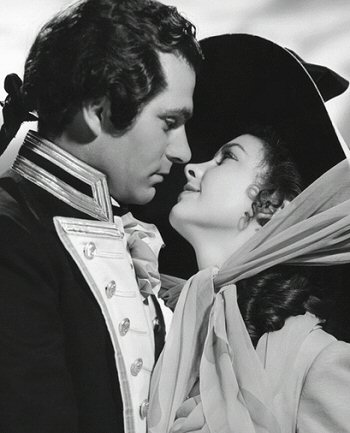 vivien-leigh-con-laurence-olivier-foto