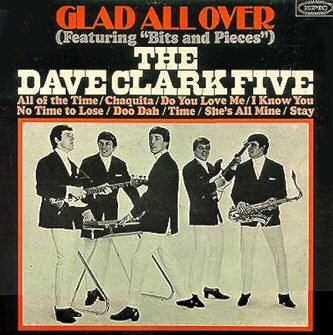 the-dave-clark-five-glad-all-over-album