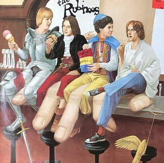the-rubinoos-discos-albums