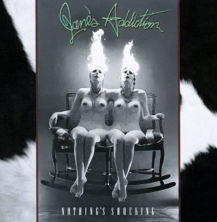 disco nothing's shocking de jane's addiction