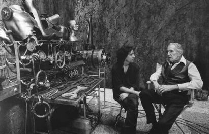 tim-burton-vincent-price-fotos