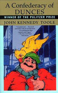 libros de john kennedy toole conjura de los necios portada