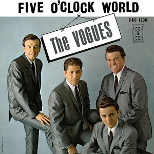 the-vogues-fiveoclock-world-albums