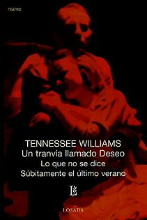 libro obras de teatro de tennessee williams