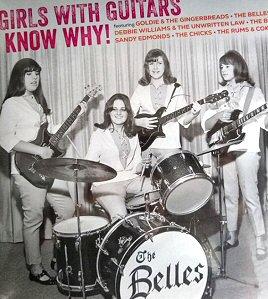the-belles-albums-garage-rock