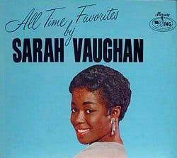 discos de sarah vaughan