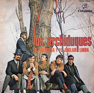 los-archiduques-discografia
