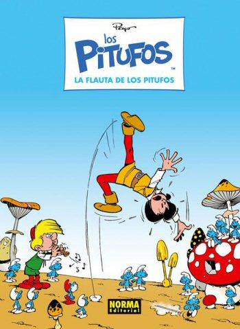 peyo-pitufos-comics
