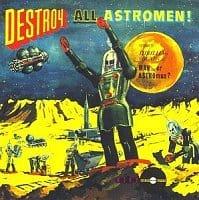 man-or-astroman-discografia