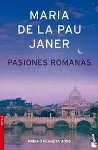 maria-pau-janer-libros-pasiones-romanas