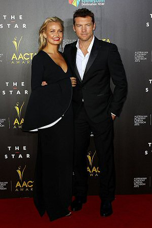 sam-worthington-lara-bingle-foto