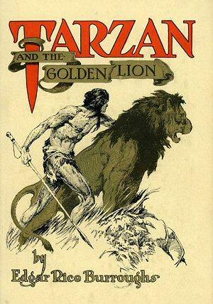 tarzan-and-the-golden-lion-libros