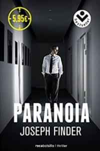joseph-finder-paranoia-libros
