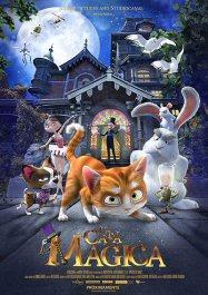 pelicula cartel la casa magica