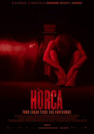 pelicula cartel la horca the gallow