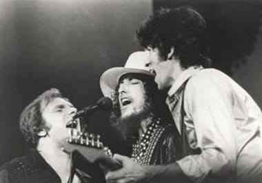 the-band-con-bob-dylan